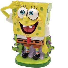 Penn Plax Sponge Bob Statue