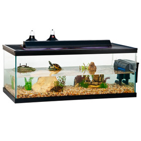 Zilla Turtle Tank 10 Gallon