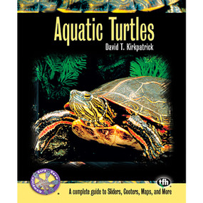 "Aquatic Turtles ""A guide to sliders, cooters, maps & more"""