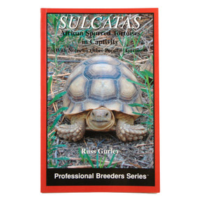 Sulcata Tortoises by Russ Gurley