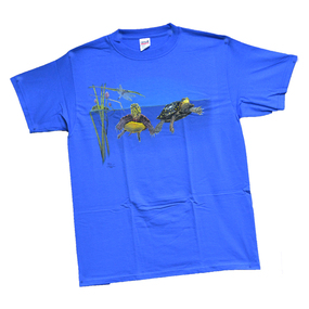 Blue Turtle T-Shirt