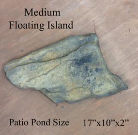 Patio Pond Medium Floating Island