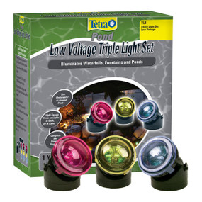 Tetra Underwater Submersible Pond Lights