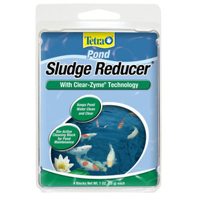 Pond Sludge Removal Blocks 4 Pack