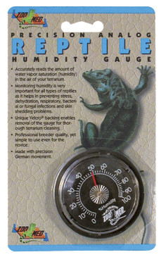 Zoo Med Analog Humidity Gauge