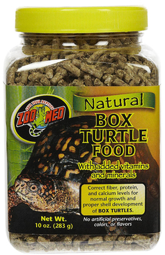 Box Turtle & Tortoise Food