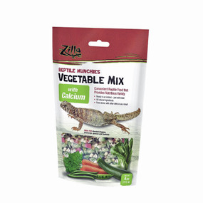 Zilla Vegetable Mix Instant Meal With Calcium