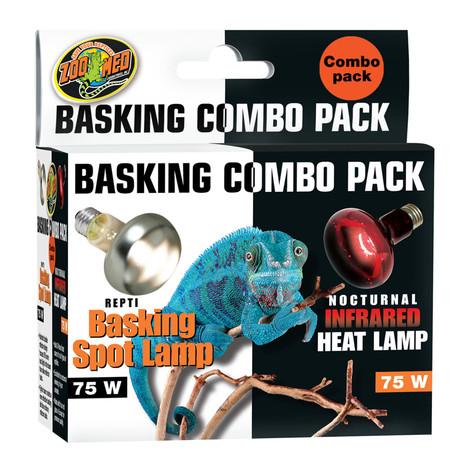 Zoo Med Basking Combo Pack.