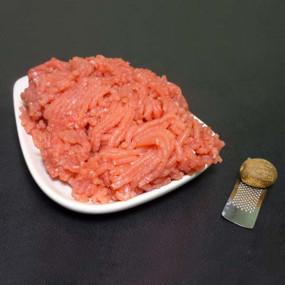 Carne picada mixta