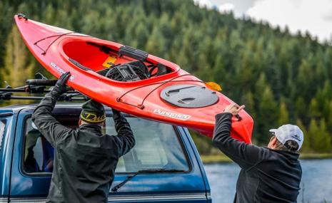 Kayak racks North Vancouver