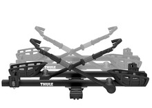 Thule 9036XTB T2 Pro XT Add On Black Bike Rack - Rack Stop, North Vancouver