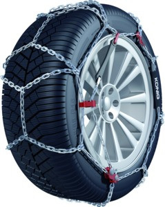 Konig CB12-050 Snow Tire Chains - Rack Stop, North Vancouver