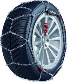 Konig CG9-080 Snow Tire Chains - Rack Stop, North Vancouver