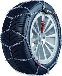 Konig CG9-100 Snow Tire Chains - Rack Stop, North Vancouver