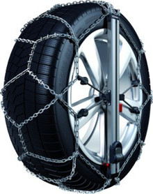 Konig Easy Fit SUV-245 Snow Tire Chains - Rack Stop, North Vancouver