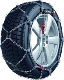 Konig XG12 PRO-225 Tire Chains