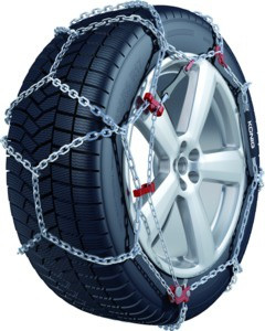 Konig XB16-225 Snow Tire Chains - Rack Stop, North Vancouver