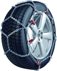 Konig XB16-240 Snow Tire Chains - Rack Stop, North Vancouver