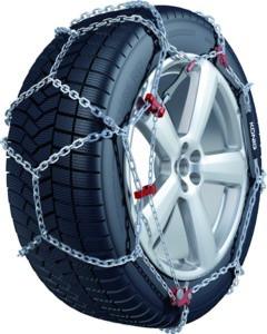 Konig XB16-255 Snow Tire Chains - Rack Stop, North Vancouver