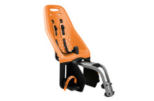 Thule 12020234 Yepp Maxi Frame Mount Orange Bike Seat - Rack Stop, North Vancouver
