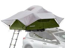 Yakima 8007434 SkyRise Medium Green Rooftop Tent - Rack Stop, North Vancouver