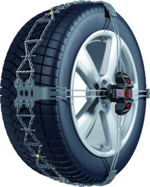 Konig K-Summit XL-K55 Snow Tire Chains - Rack Stop, North Vancouver