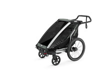 Thule 10203021 Chariot Lite 1 Agave Trailer - Rack Stop, North Vancouver