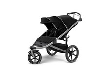 Thule 10101951 Urban Glide 2  Double Black Stroller - Rack Stop, North Vancouver