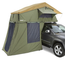 Thule 901401 Tepui Explorer Autana 3 Olive Green Rooftop Tent - Rack Stop, North Vancouver