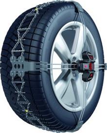 Konig K-Summit XL-K56 Snow Tire Chains - Rack Stop, North Vancouver