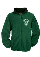 Forest Grove Embroidered Fleece Jacket