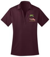 ACSA Ladies Embroidered Polo