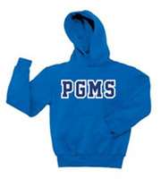PGMS Sweatshirt with Twill Design