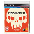 Resistance 3 (Playstation 3) product image