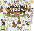 Harvest Moon: A New Beginning (Nintendo 3DS) product image