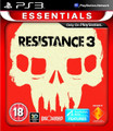 Resistance 3  Essentials (Playstation 3) product image