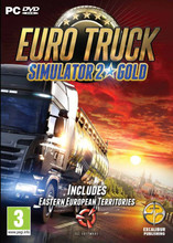 Euro Truck Simulator 2 Gold (PC DVD) product image