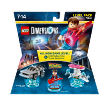 LEGO Dimensions: Level Pack - Back to the Future product image
