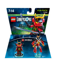 LEGO Dimensions: Fun Pack - Ninjago Nya product image