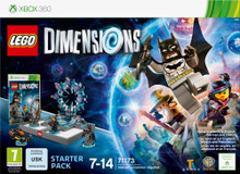 LEGO Dimensions: Starter Pack (Xbox 360) product image