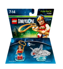 LEGO Dimensions: Fun Pack - DC Wonder Woman product image