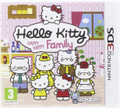 Hello Kitty Happy Family (Nintendo 3DS) product image
