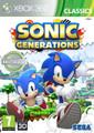 Sonic Generations - Classics (Xbox 360) product image