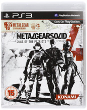 Metal Gear Solid 4: 25th Anniversary Edition (Playstation 3) product image