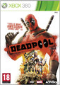 Deadpool (Xbox 360) product image