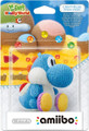 Light Blue Yarn Yoshi amiibo  (Nintendo Wii U) product image