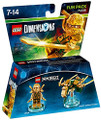 Lego Dimensions: Fun Pack Ninjago Lloyd - Gold Ninja (Lego Dimensions) product image