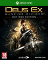 Deus Ex: Mankind Divided Day One Edition (Xbox One) product image