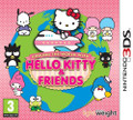 Around the World with Hello Kitty and Friends (Nintendo 3DS) product image