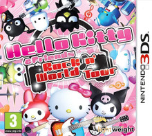Hello Kitty and Friends: Rocking World (Nintendo 3DS) product image